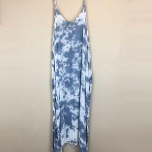 Forever 21 Dresses - Forever 21 Boho Me Tie-Dye Maxi Dress